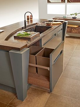 Tansu - asian - kitchen - other metro - Quality Custom Cabinetry, Inc