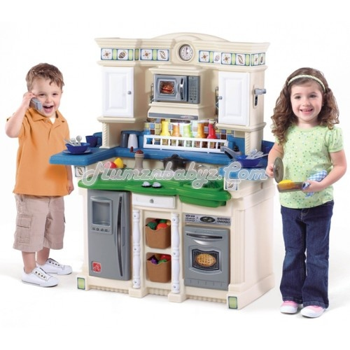 10 best images about step2 play kitchen set on pinterest for Kitchen set 7 in 1