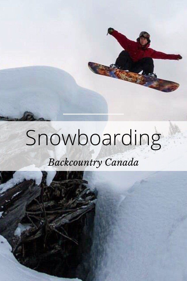 Check out this story by Snowboarding In Canada's Backcountry on Steller