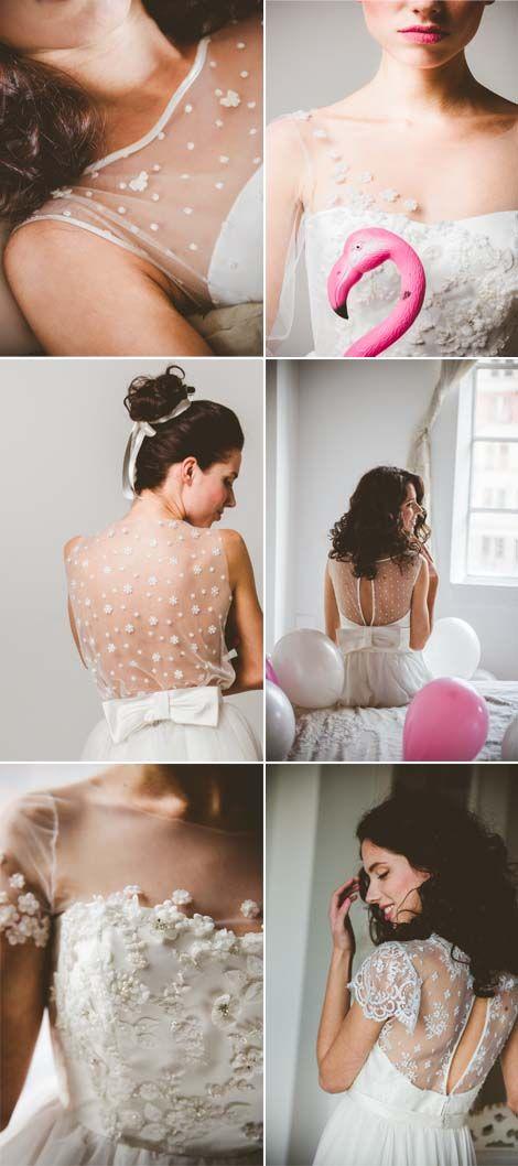 Nadia Manzato 2016 wedding abiti sposa