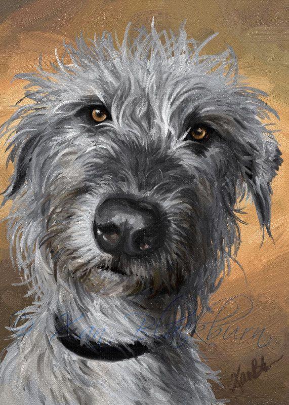 Irish wolfhound??