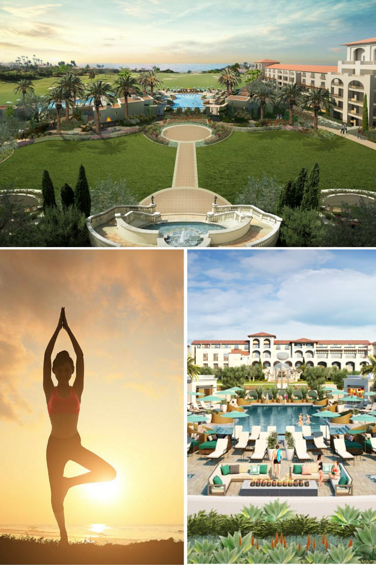 Explore the re imagined Monarch Beach Resort after
