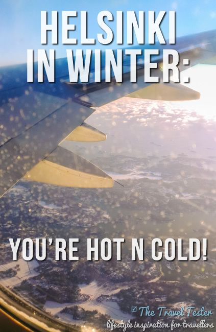 Helsinki in Winter: You're HOT n COLD! - by The Travel Tester