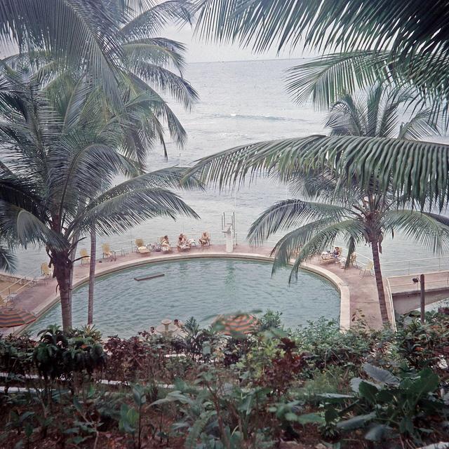 Pool At San Souci Resort, Jamaica