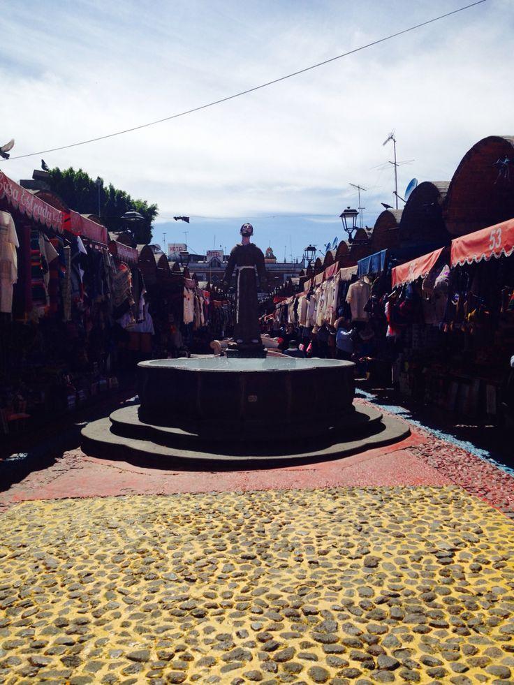 """Mercado """"El Parian"""" Puebla México"""
