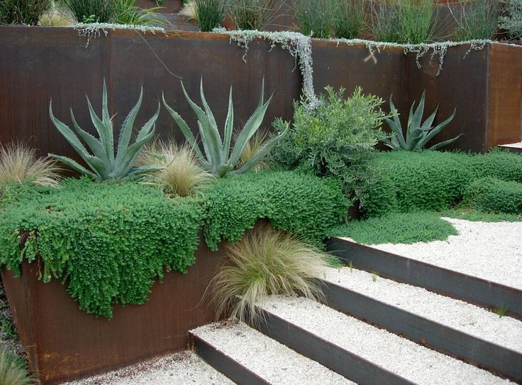 9 best Planter images on Pinterest Backyard ideas Landscaping and