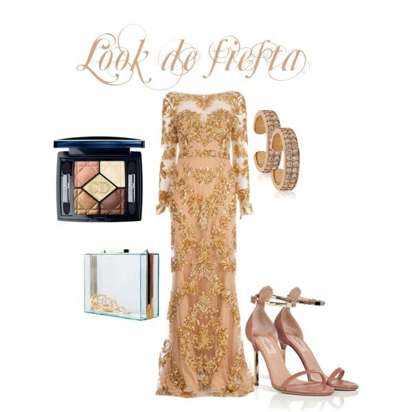"""""""Party Look"""" by smilinglook on Polyvore"""