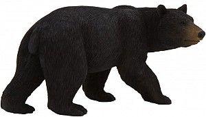 """Фигурка """"Американский черный медведь"""", 11.5 см"""