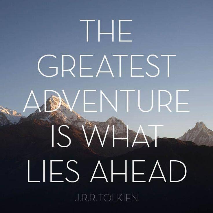Tolkien On Adventure Quotes. QuotesGram