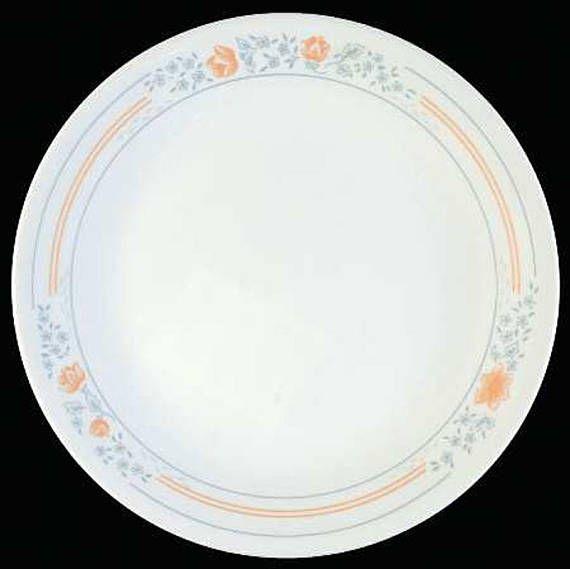 CORELLE APRICOT GROVE   BREAD /& BUTTER// SIDE PLATE