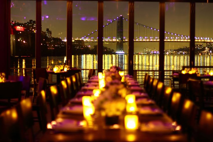 La Marina NYC | Restaurant Bar Beach Lounge in Manhattan New York- Engagement Party Dinner