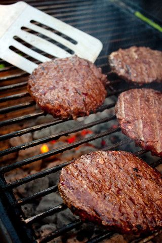 Bison Burger Patties // Enjoy an all natural and flavorful bison burger with our pre-formed Bison Patties. Each patty comes perfectly formed, three to a package. Cook your burger to your preference (though we recommend medium or medium rare), add your favorite toppings and enjoy a delicious burger!