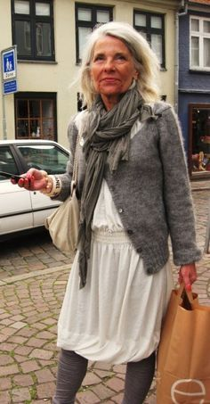 Mature French Women Street Style Google Search My