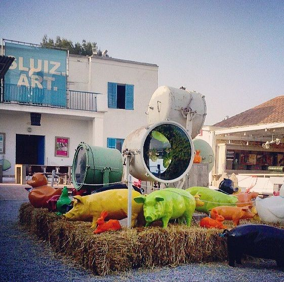 Sluiz Ibiza