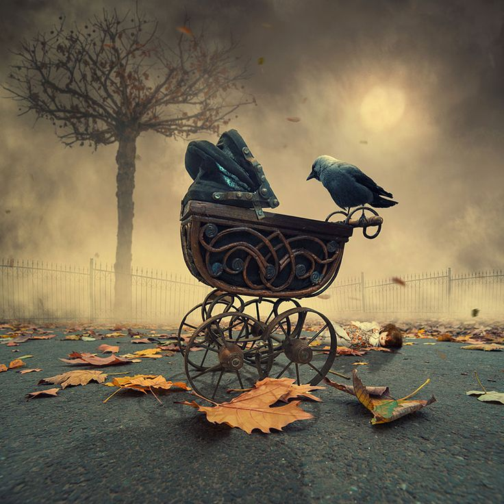 Best Cool Photoshop Photography Images On Pinterest - Photographer uses photoshop to create surreal dreamy composite images