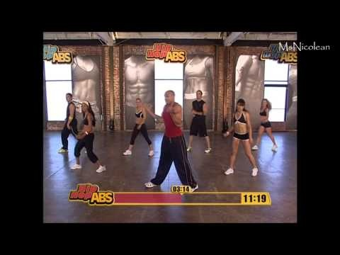 Hip Hop ABS - Hips, Buns and Thighs. The best workout ever.