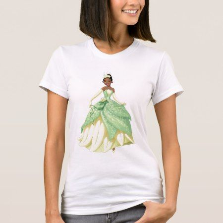 Tiana - Dreams Are The Spice Of Life T-Shirt - click/tap to personalize and buy