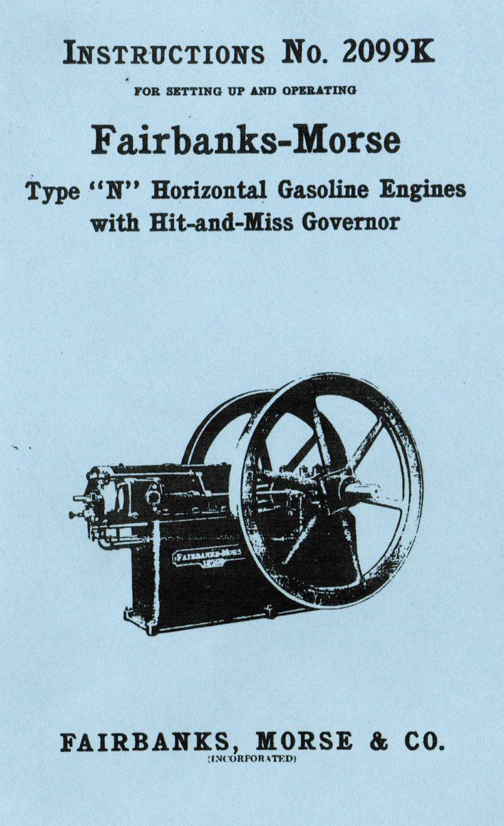engine gas vintage