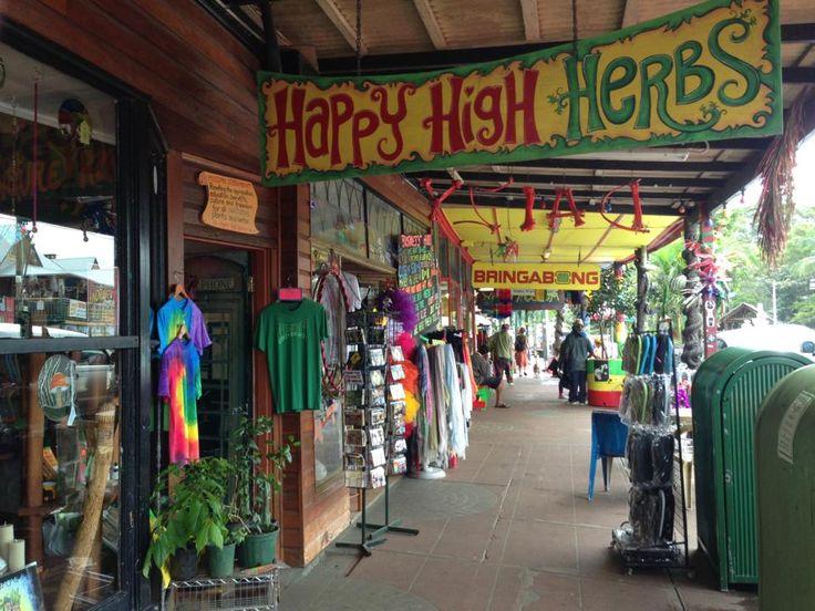 Hippie Town Nimbin, Australia. By S. Carter