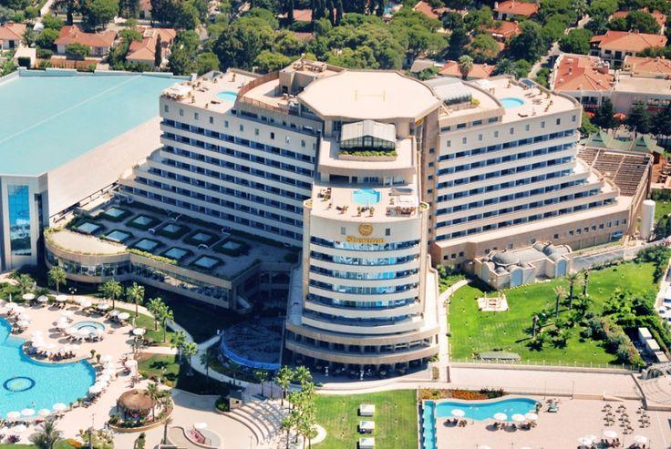 Sheraton Hotel in Cesme