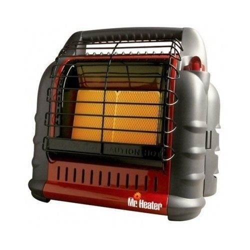 Portable Propane Heater Indoor Home Outdoor Carry Shop Garage Space Camping Hunt #MrHeater