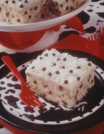 Dalmatian Cake - Recipe | http://www.quakeroats.com/