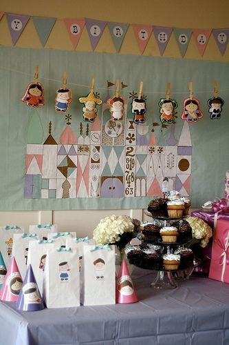 20 Amazing Disney Inspired Birthday Parties