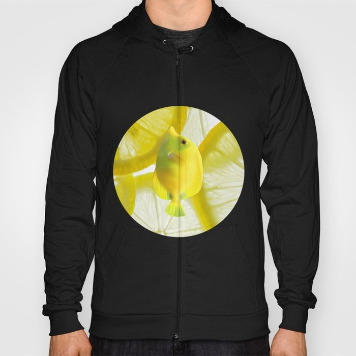 Lemon Fish Hoody #bigsale #omg 25% OFF EVERYTHING TODAY #christmas #xmas #christmastree #santa #christmasdecorations #merrychristmas #wallart #santaclaus #christmasornaments #festive #giftideas #gifts #popart https://society6.com/product/lemon-fish182226_hoody