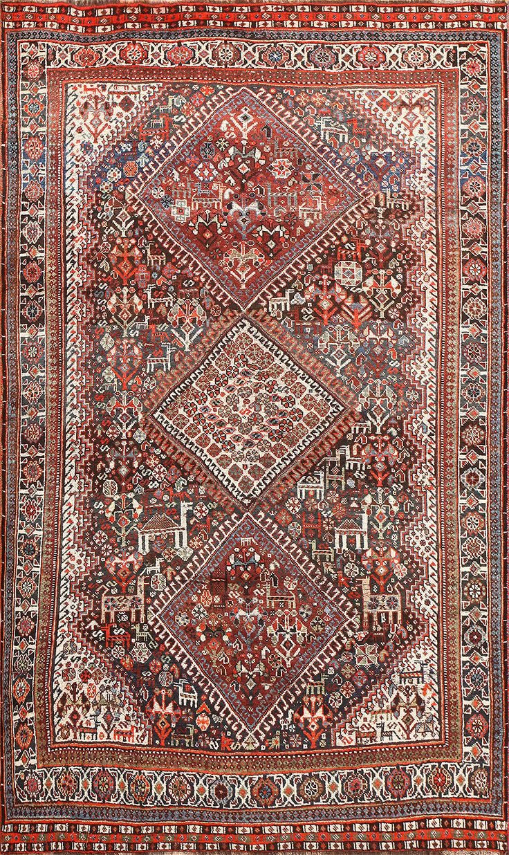Very best 70 best Tribal and Nomadic Rugs images on Pinterest | Prayer rug  GB75
