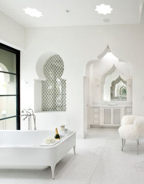 Moroccan Style Decor Design Ideas, Pictures, Remodel, and Decor - page 6