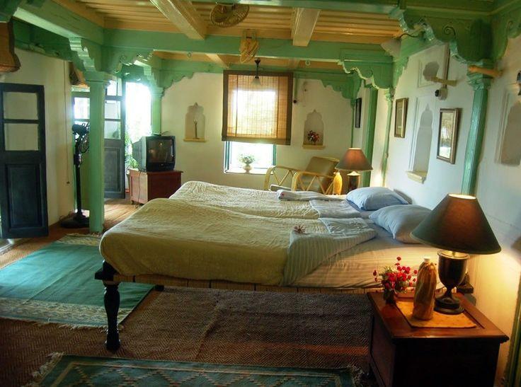 Ahilya Fort hotel, Maheshwar
