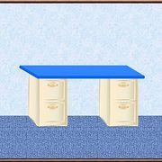 How to Make a File Cabinet Desk   eHow