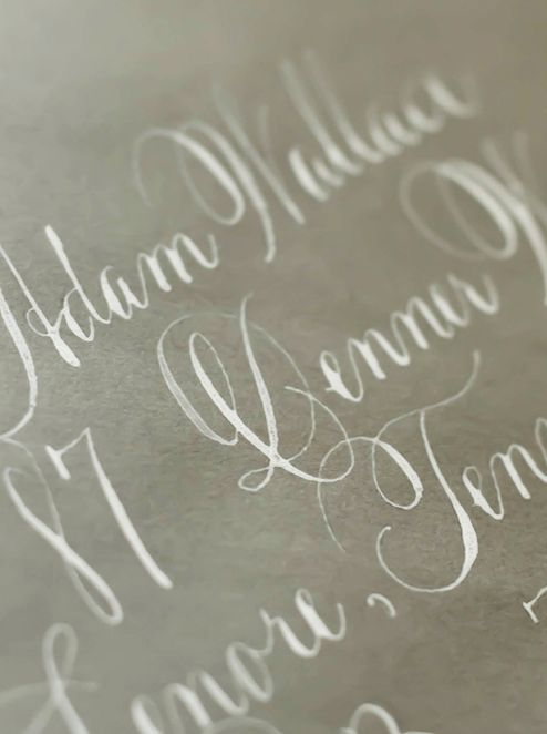 94 Best Calligraphy Images On Pinterest Handwriting
