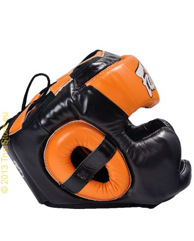 Fairtex Muay Thai und MMA Shop - Fairtex Kopfschutz X-Vision HG13 - Kopfschutz