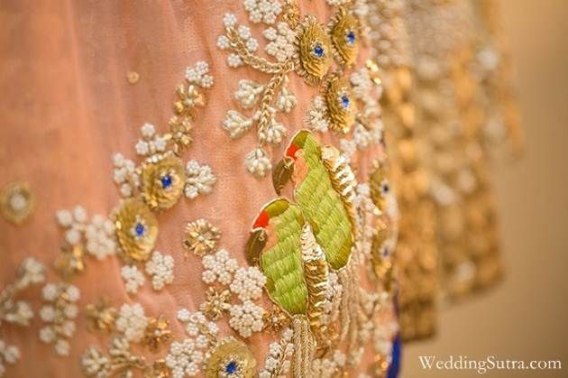 <3 pearl and sequin embroidery...