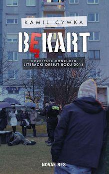 """Całość książki """"Bękart"""" oparła się na dogłębnej analizie problemu alkoholizmu wśród polskich rodzin.  Nie było by w tym nic dziwnego, gdyby nie tło lat dziewięćdziesiątych, które wplótł do swojej opowieści. Historia Zbyszka Stawickiego, jak i jego dwóch synów – Mateusza i Marcina, jest do głębi przejmująca, szczególnie, jeśli uświadomimy sobie, że jest oparta na faktach.   http://moznaprzeczytac.pl/bekart-kamil-cywka/"""