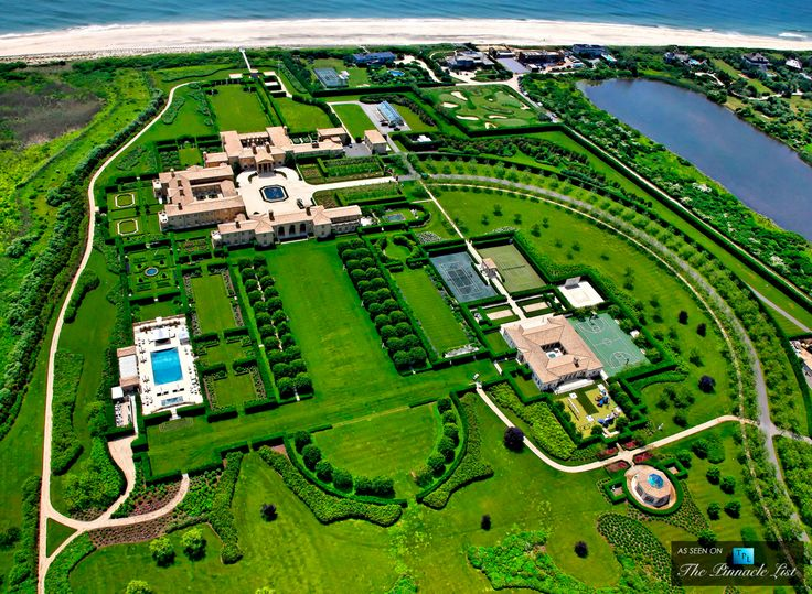World's Priciest Billionaire Homes