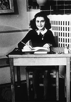 """a biography of anne frank a german nazi victim Annelies marie """"anne"""" frank (june 12, 1929 - february/march 1945) was a german-born jewish diarist and a holocaust victim she was born in frankfurt, germany and her family moved near."""