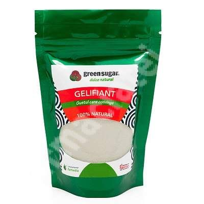 "Gelifiant Green Sugar, 340 g, Remedia<br /><span class=""small"">[5949087840282]</span>"