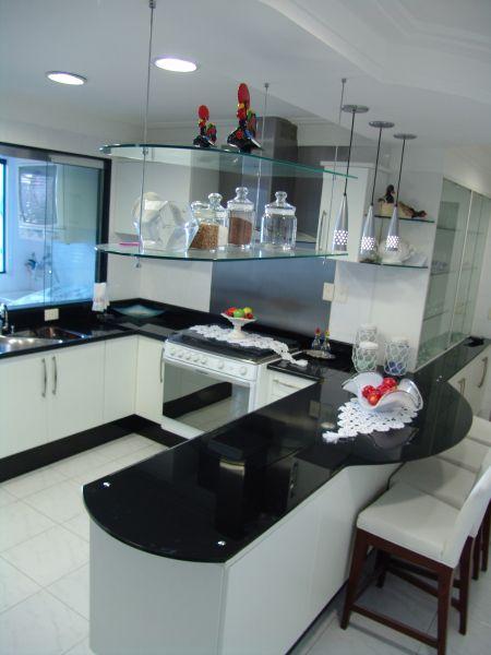 31 cozinhas americanas projetadas por profissionais do CasaPRO - Casa