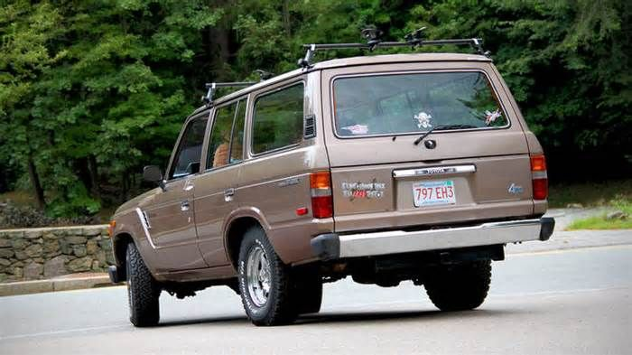 Is the FJ60 Toyota Land Cruiser the next hot classic SUV? If you haven't noticed, it's not just the FJ40-Series Toyota Land Cruisers whose values have been bouncing around the stratosphere lately. While the U.S. never got the FJ40's still quite spartan successor -- the FJ70 Series-- we did get the FJ60 Land Cruisers.