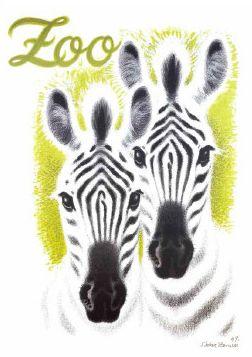 Zoo / H 3 - Køb denne plakat hos Plakatgalleri