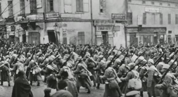 Russian army in Galicia