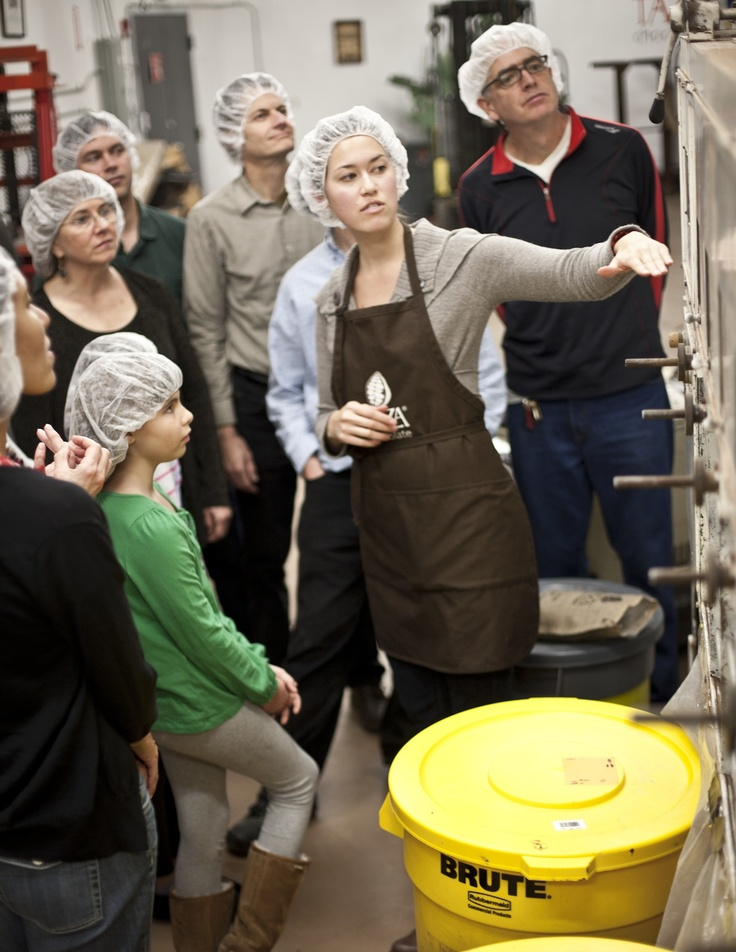 Factory Tours | Taza Chocolate