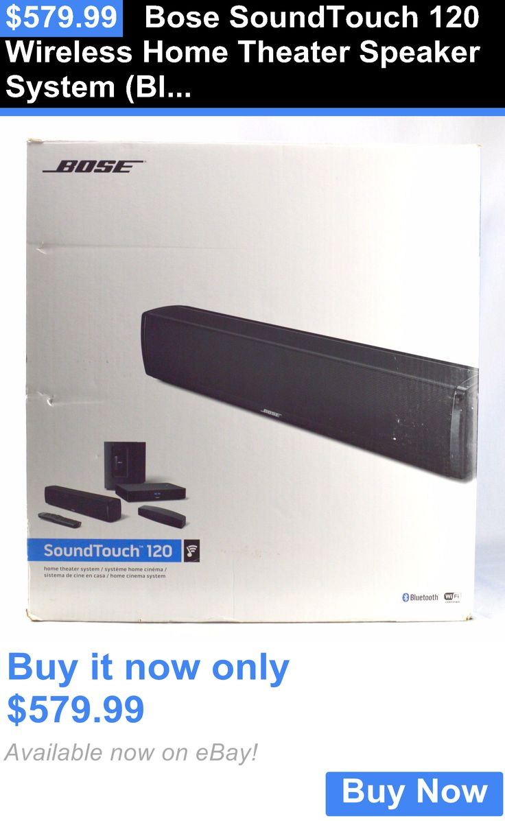 bose wireless home theater speakers. home theater systems: bose soundtouch 120 wireless speaker system (black) read speakers