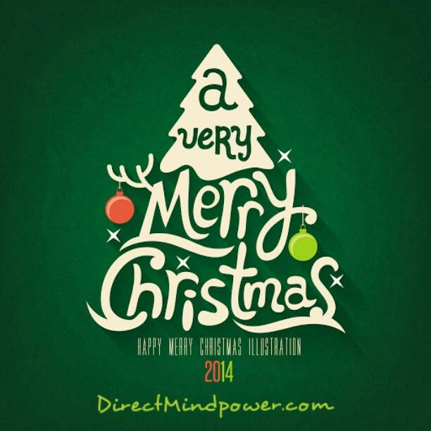 #MerryChristmas to all of you!