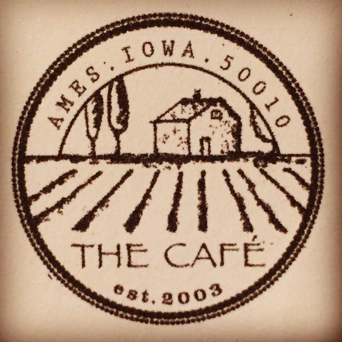 The Cafe is located at 2616 Northridge Parkway in Ames.