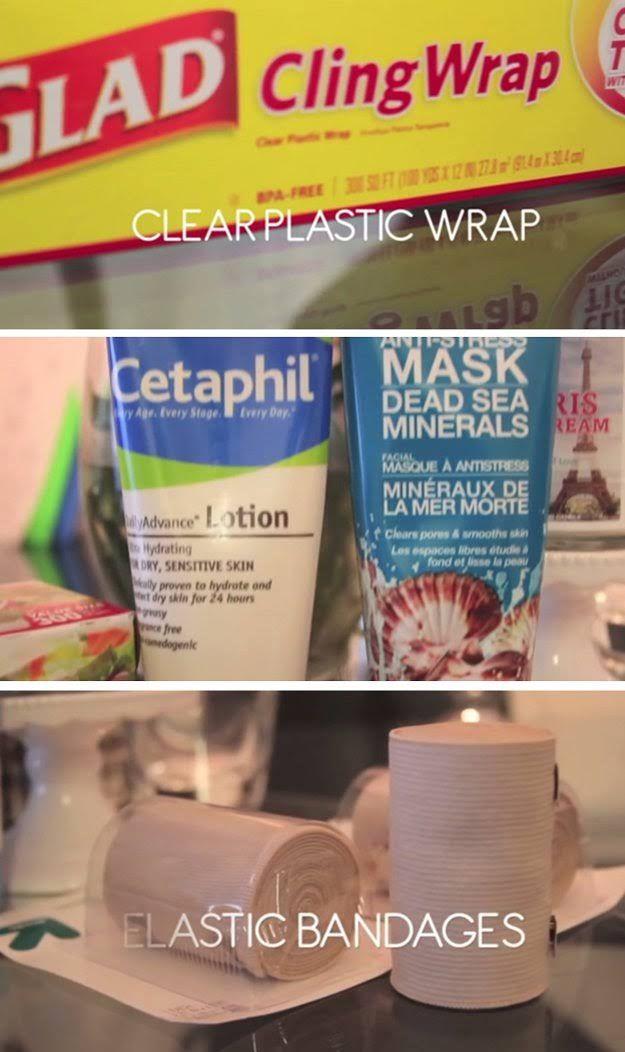 DIY Body Detox Wrap | diyprojects.com/detox-body-wrap/