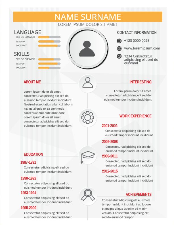 66 best Resumes images on Pinterest Tips, Advertising and - powerful verbs for resume