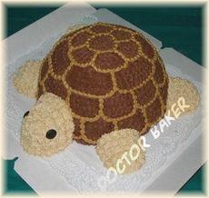 Торт черепаха.